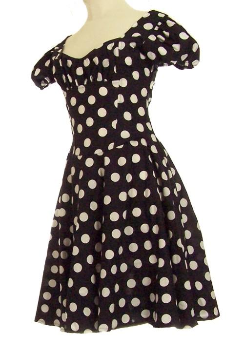 petticoat jurk